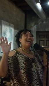 The Queen of Nashville Poetry